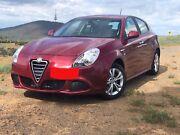 2013 Alfa Romeo Giulietta Weston Weston Creek Preview