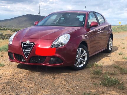 2013 Alfa Romeo Giulietta Weston Weston Creek Preview