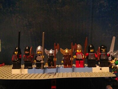 Lego vintage knights lot#8(8)