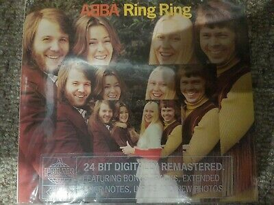 ABBA -Ring Ring Cd 2001 polar music bonus tracks digi pack + booklet Im 5499582