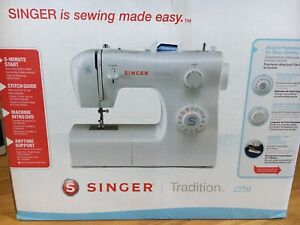 Brand new Singer Tradition 2259 sewing machine