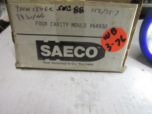[WB3-76] Saeco 4 cavity mold #64930, 930, new