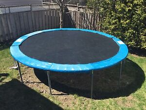 Jumptek 12' Trampoline.