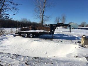 remorque fifth wheel 18 pied 14000 lbs