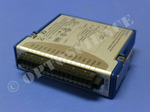 National Instruments NI 9217 cDAQ Temperature / RTD Input Module