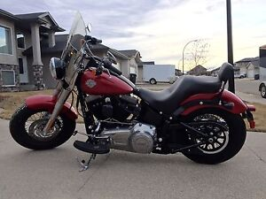 For sale  2012  Harley  soft  tail  slim