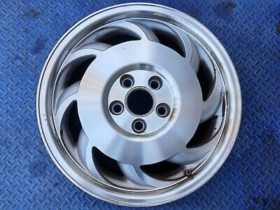 1993-1996 Chevrolet Corvette Wheel Rim 17x9.5 Machined Right OEM
