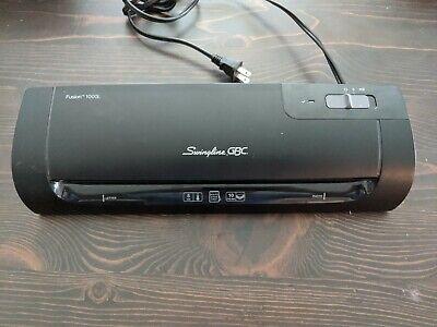 Swingline GBC 1703072 Fusion 1000L 9
