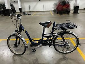 Electric bicycle/ Food delivery bike