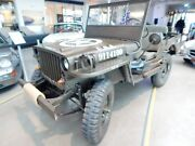 Jeep Willys TOP restauriert