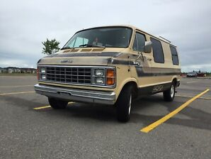 1982 Dodge Pacifica Van
