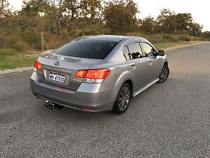 2011 Subaru Liberty AWD Premiums Sports Automatic 6 Speed Koondoola Wanneroo Area Preview