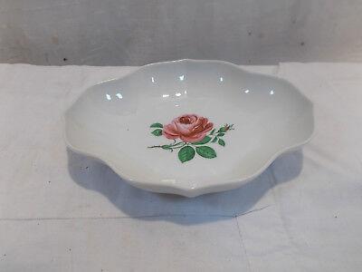 Hutschenreuther Servierschale Rose Bonboniere Zier Tisch Teller Porzellan