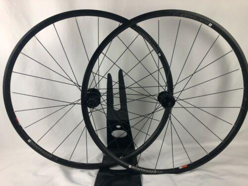 Bontrager TLR Disc Wheelset Centerlock Disc Thru-Axle 10/11 Spd (1k)