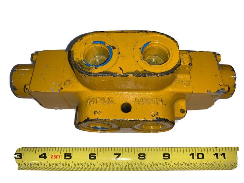 -NEW- Metro MPLS MINN Hydraulic Manifold Valve