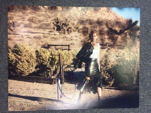 Sexy Jennifer Lawrence Autographed Signed 11x14 Photo JSA LOA COA