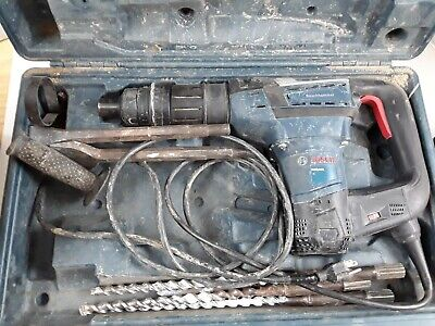 Bosch Hammer Drill Rh540s Includes Case And Bits