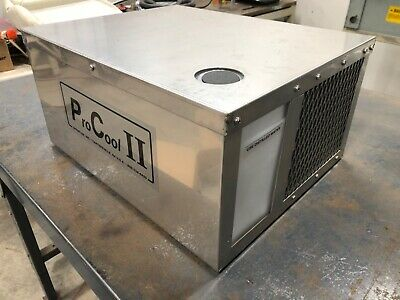 Dynaflux Pro Cool Ii Pc2 Tig Mig Water Cooler Recirculating Chiller Made In Usa