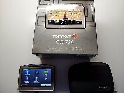 GPS TomTom GO 720 Series