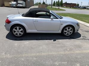2001 convertible Audi TT For sale !  Sold PPU!!