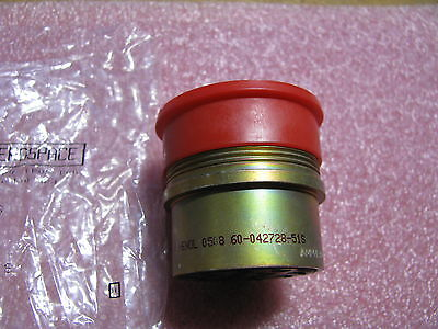Amphenol Connector Wcontacts 60-042728-51s Nsn 5935-00-686-2599