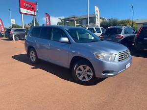 2009 TOYOTA KLUGER KXR AUTO AWD Myaree Melville Area Preview