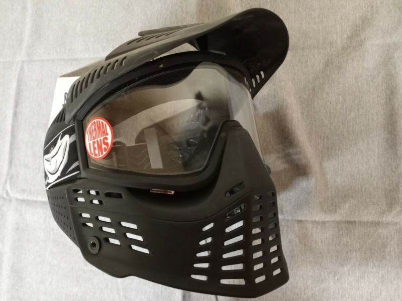 jt spectra 260° paintball mask vintage old school brand new never used rare