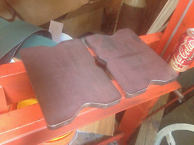 Big 10 X 7.3 12 To 30 Ton H-frame Arbor Shop Press Bed Plates 3 Notch X-bar Pr