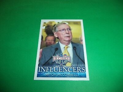 Decision 2016 Series Influencers Mitch Mcconnell  41