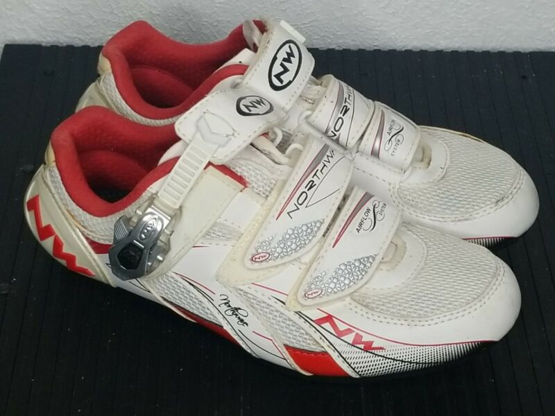 Northwave Venus Cycling Shoes Biomap Air Flow System White Women's US 6.5/EUR 38