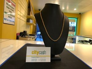 22ct Solid Gold Chain Adelaide CBD Adelaide City Preview