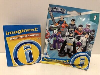 Imaginext DC Super Friends Blind Bag Series 1 RED HOOD New Rare Sealed