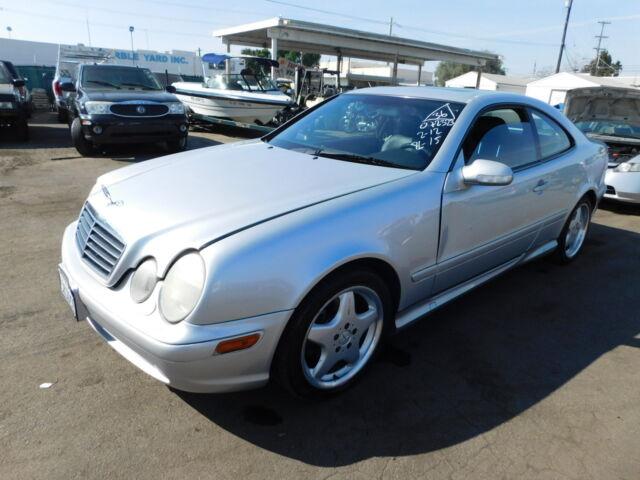 2001 Mercedes-Benz CLK-Class For Sale