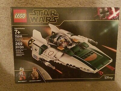 LEGO Star Wars: Resistance A-Wing (Unopened) 75248