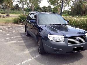SUBARU FORESTER 2006 - AUTOMATIC EXTREMELY RELIABLE Burleigh Heads Gold Coast South Preview