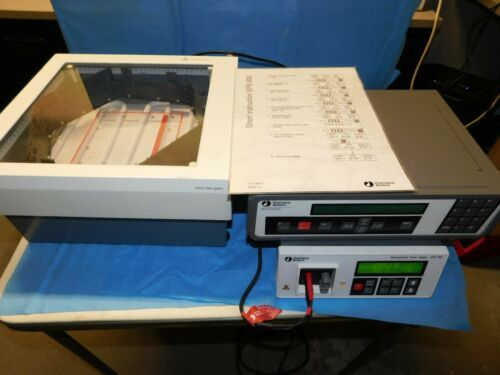 PHARMACIA BIOTECH GENE NAVIGATOR GEL ELECTROPHORSIS GN CONTROLLER POWER SUPPLY