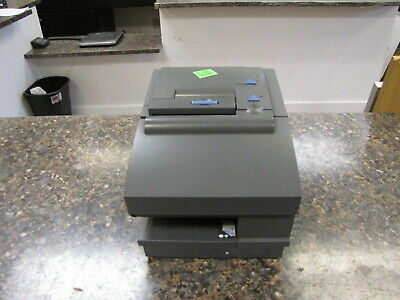 Ibm 4610-2cr Thermal Receipt Printer Powered Usb Interface