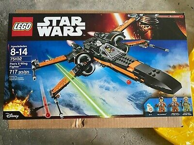 LEGO Star Wars (75102) Poe's X-Wing Fighter - New in Sealed Box!
