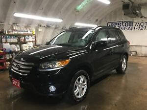 2012 Hyundai Santa Fe GLS*3.5 V6*4WD*PHONE CONNECT*HEATED FRONT