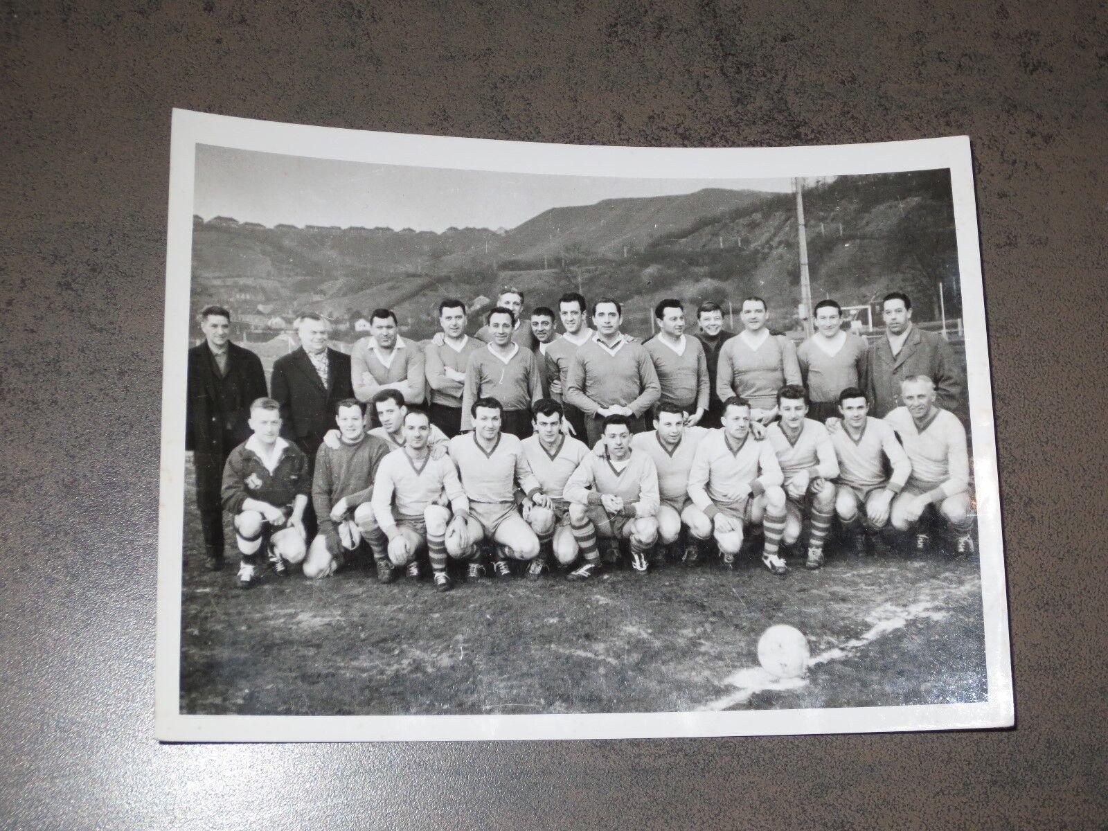 Football Belge Photographie ancienne RSCA - 13 cm sur 18 cm Mettens Albert