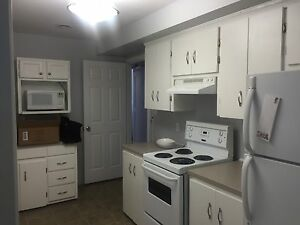 One bedroom basement apt. in Sackville (millwood subdivision)