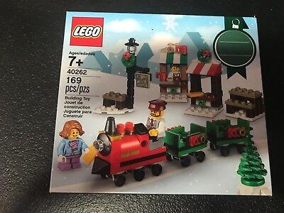 LEGO 40262 Christmas Train Ride Seasonal Set