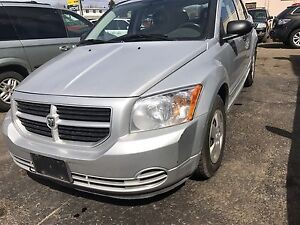 2008 Dodge Caliber (safety certified)