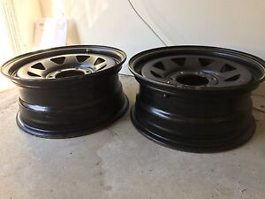 Black Sunraysia rims North Lakes Pine Rivers Area Preview