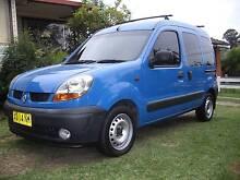 2005 Renault Kangoo Van/Minivan Blacktown Blacktown Area Preview