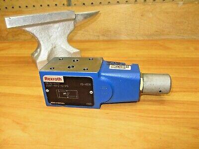 Rexroth Zdbt-xp2-10315 New Hydraulic Pressure Relief Valve 0811104113 Pilot