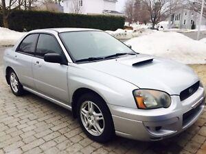 Subaru impreza 2.5 rs 2005 à vendre