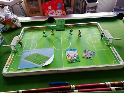 PLAYMOBIL FOOTBALL GAME BOXED