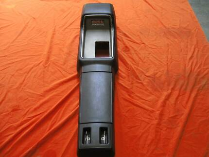 FORD FALCON XW-XY GT HO CENTRE CONSOLE BLACK SUIT AUTO/MANUAL
