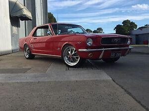 1966 Ford Mustang immaculate condition Croydon Hills Maroondah Area Preview